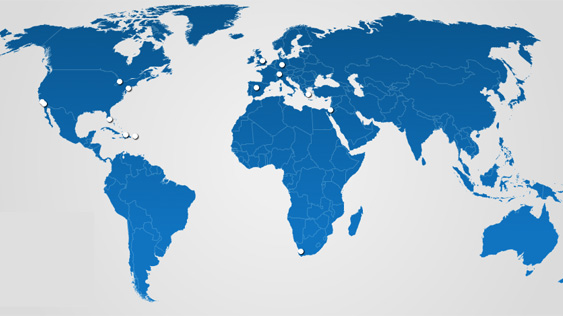 Get to know our network of*international law firms